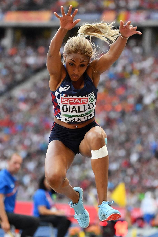 L'été dernier, aux championnats d'Europe de Berlin, l'Azuréenne avait terminé 8e de la finale, perturbée par des soucis techniques.