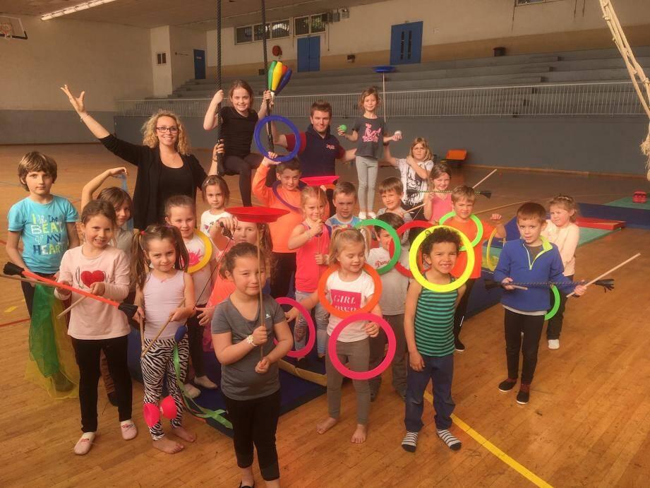 L'école va participer aux premières Rencontres méditerranéennes des écoles du cirque.