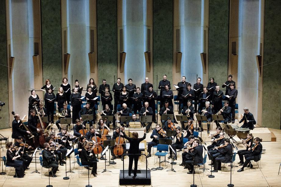 Ce spectacle d'une durée de 2h45 avec entracte, joué par l'Insula orchestra, est en allemand surtitré en français.
