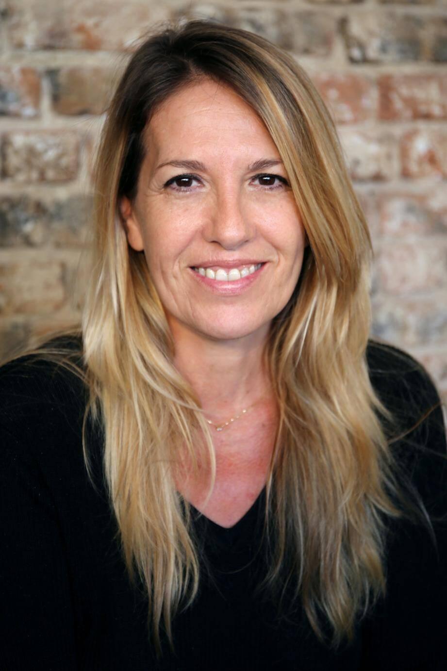 Sandrine Jouanin ouvre le festival Femin'Arte demain soir.(DR)