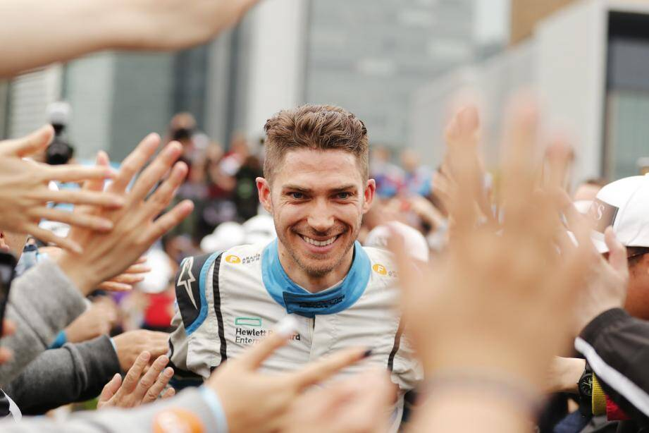 Grâce au « king » de Hong Kong, Edoardo Mortara, Venturi embrasse sa première victoire en Formule E.