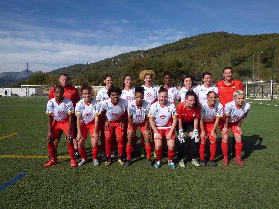 Les Monégasques affronteront l'OGC Nice le 24 mars prochain.