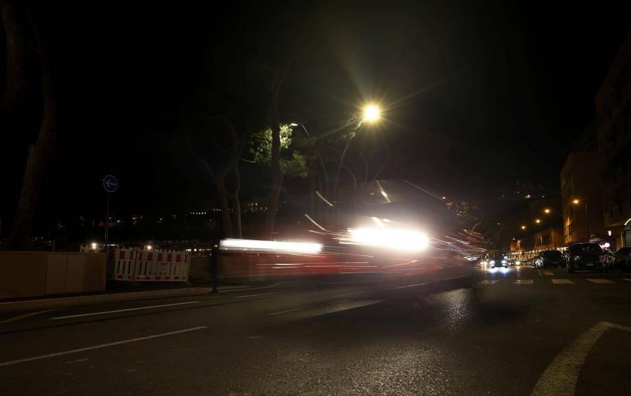 Le prévenu, un Niçois de 19 ans, avait essayé de semer la police dans les rues de la Principauté.