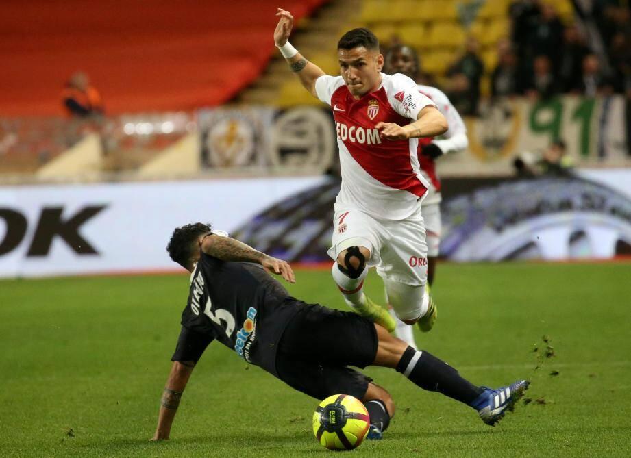 Rony Lopes et les Monégasques s'attendent à un nouveau match difficile à Lille, dauphin du PSG.