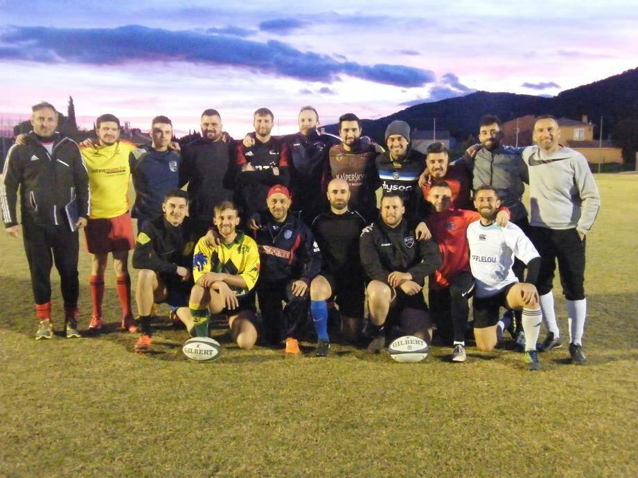Le rugby, discipline sportive qui porte des valeurs de solidarité, d'esprit d'équipe, va rassembler cinquante départements.