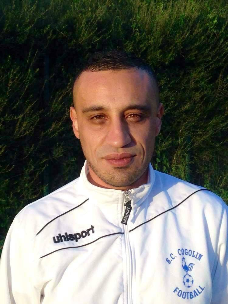 Billel Boutchouk réussit une belle saison avec le Sporting club cogolinois.