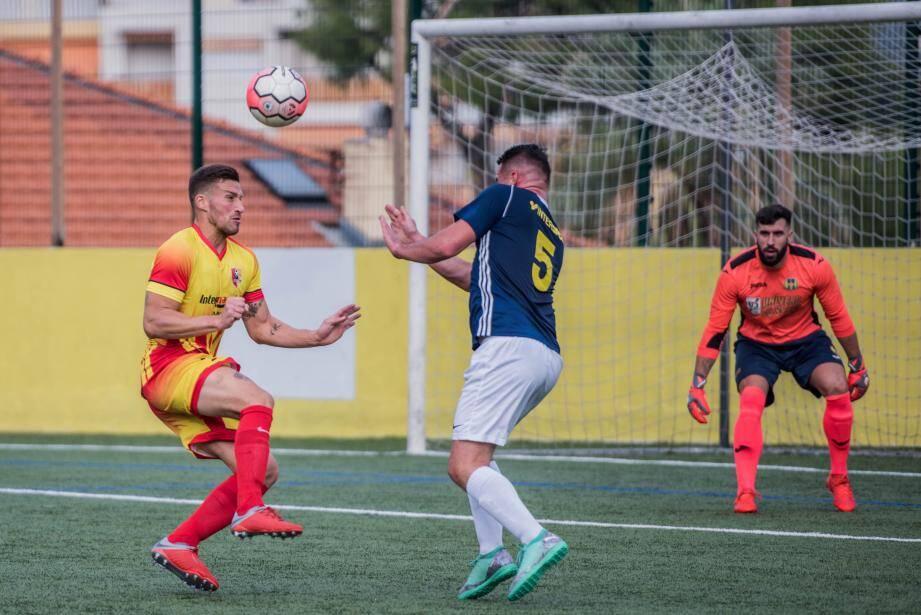 Les Roquebrunois se sont imposés (0-1).