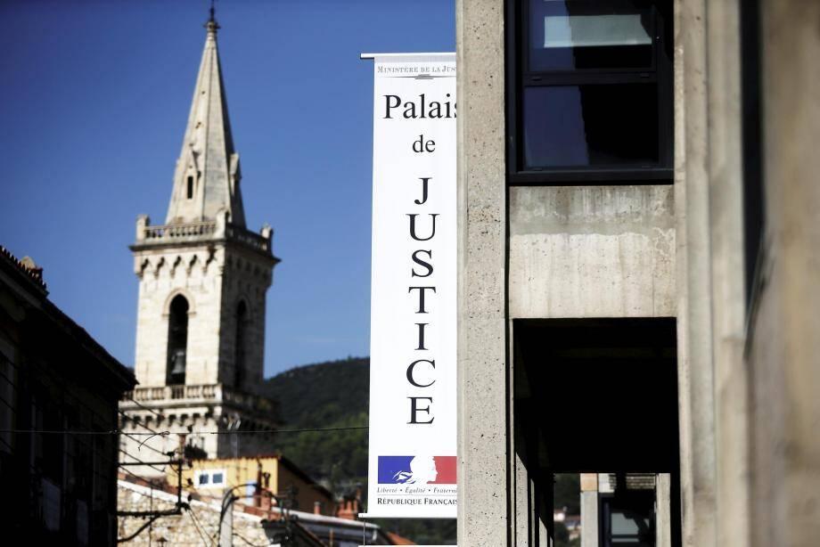 Quatre ans de prison ont été prononcés par le tribunal correctionnel de Draguignan.