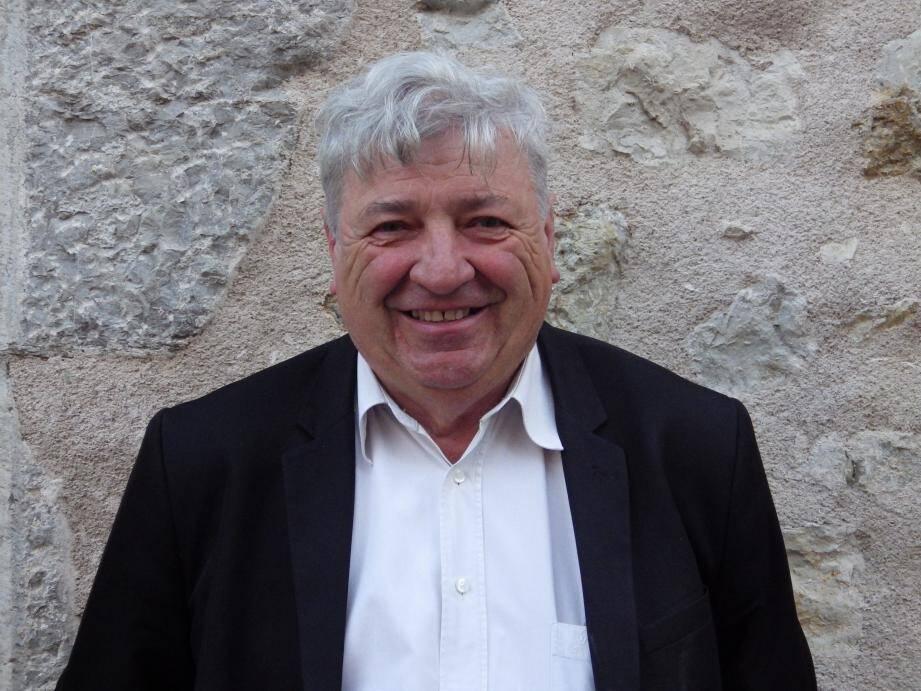 Alain Laugier, le président d'HPF.