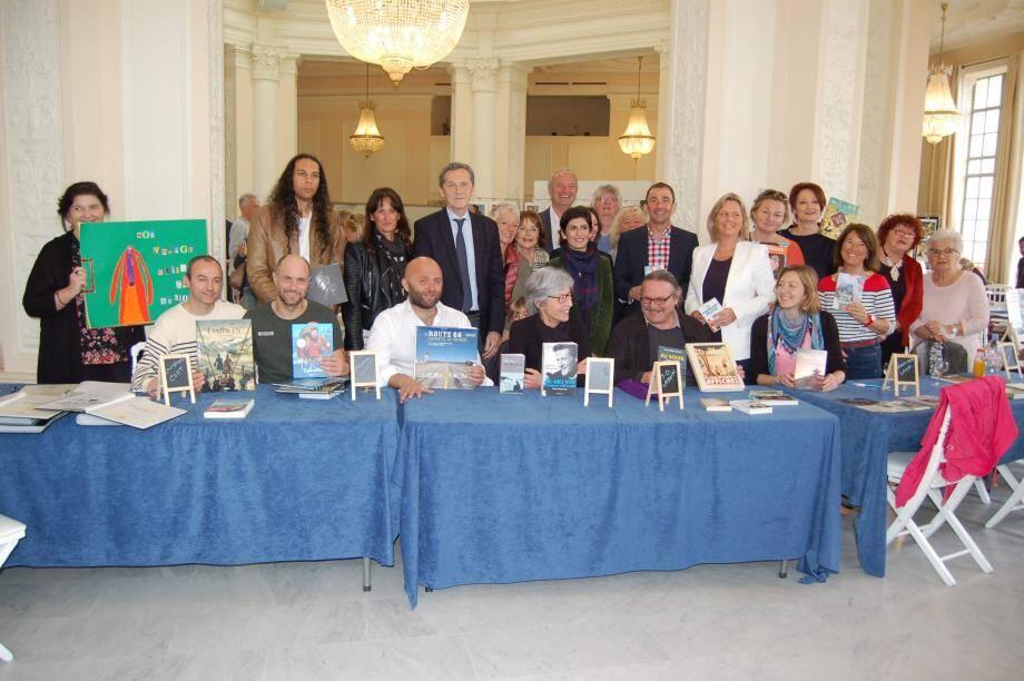 L'an dernier, le thème d'Alexandra David Neel avait réuni de nombreux auteurs venus présenter leurs ouvrages à la Rotonde. Cette année, c'est l'océan qui sera à l'honneur.