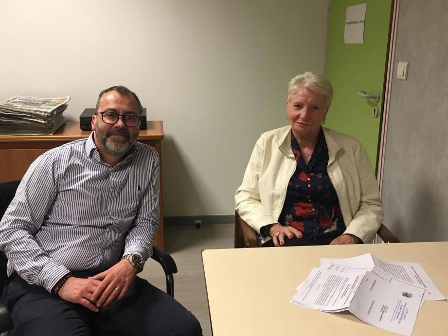 Annie Geoffroy, présidente de l'association, présidera ce vendredi une réunion publique aux côtés de Stéphane Dorn, avocat-conseil.