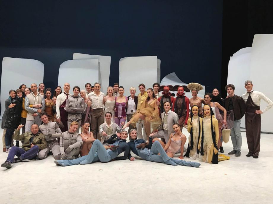 La troupe de Jean-Christophe Maillot a reçu un accueil des plus chaleureux lors de sa tournée en Chine.