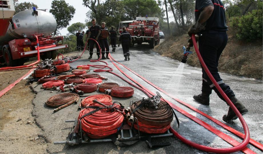 Une bonne décennie de contentieux au sujet du budget des pompiers est-elle sur le point de s'achever  ? Ce n'est pas encore certain.
