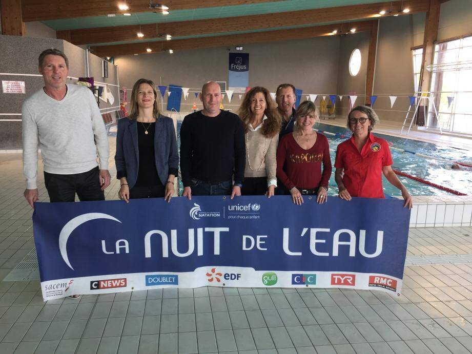 Mobilisation pour la bonne cause demain à la piscine Maurice-Giuge.