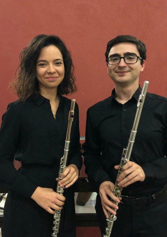 Yagmur Soydemir et Aleksandar Nikolaev sont les invités du Cercle Musical dimanche à 11 heures au Majestic.