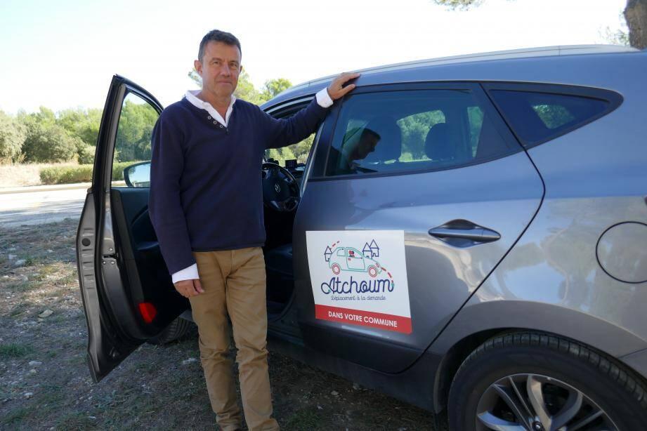 Vincent Desmas a décroché le premier prix dans la catégorie Start du concours de La Tribune pour sa startup varoise Atchoum.