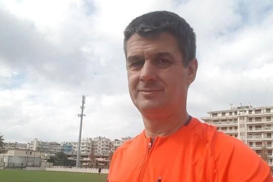 Après avoir été agressé sur le terrain, Stéphane Cohadier a dû être hospitalisé.