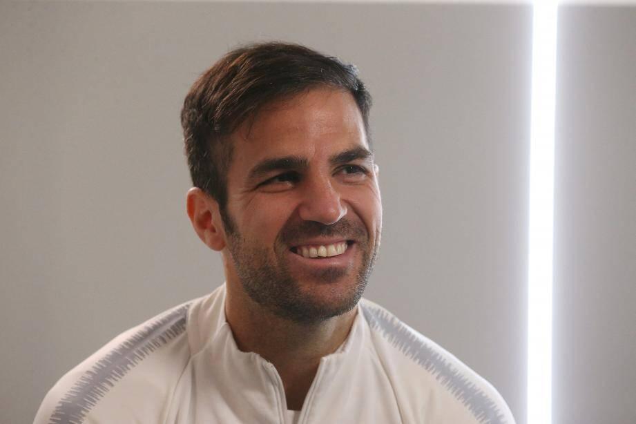 Cesc Fabregas a dévoilé son onze de rêve parmi ses anciens coéquipiers.