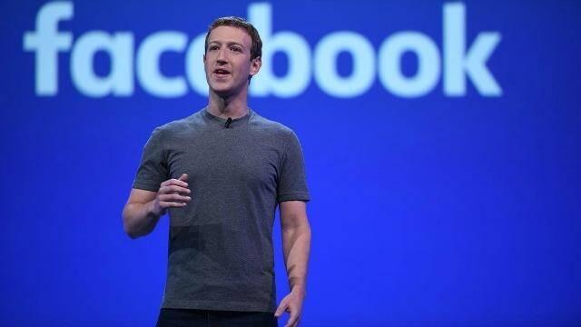 Mark Zuckerberg, le patron de Facebook.