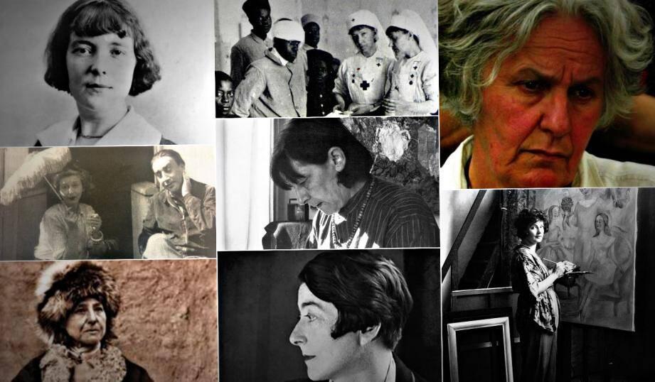 Qu'elles soient peintre, architecte, religieuses,... Ces femmes ont résolument marqués le XXE siècle