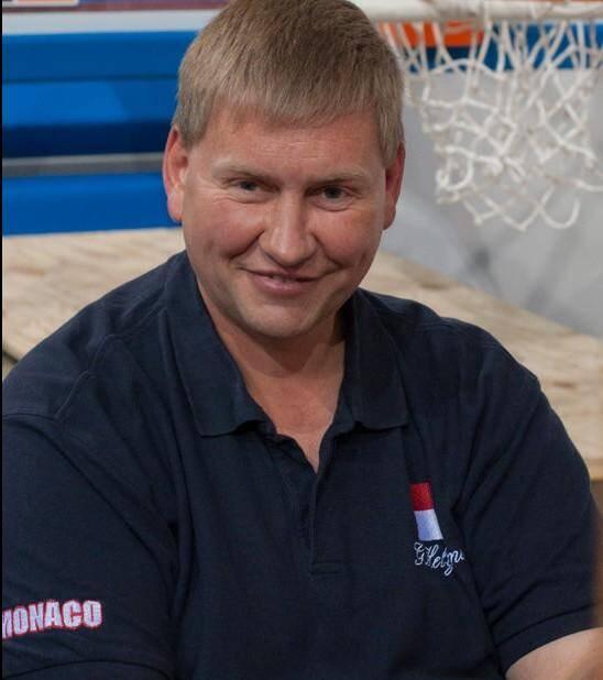 Geir Helgemo, né en Norvège mais qui représente Monaco pour les compétitions de bridge.