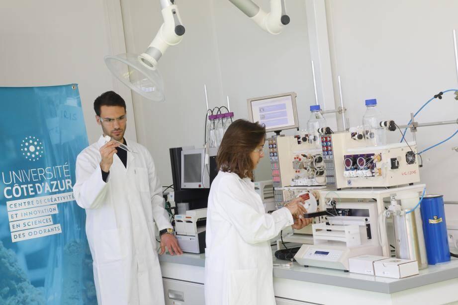 Avec ce démonstrateur, l'Université Côte d'Azur veut rapprocher recherche et entreprises.