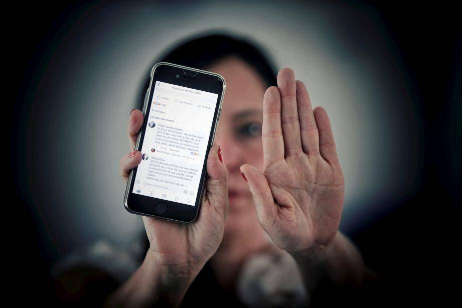 Ciblés, insultés et menacés sur Facebook, des policiers azuréens déposent plainte. Ils ne sont pas seuls à dénoncer ces effets de meute, cette cyber-haine galopante et sans complexe. Pourtant, ses effets peuvent être ravageurs et réprimés.