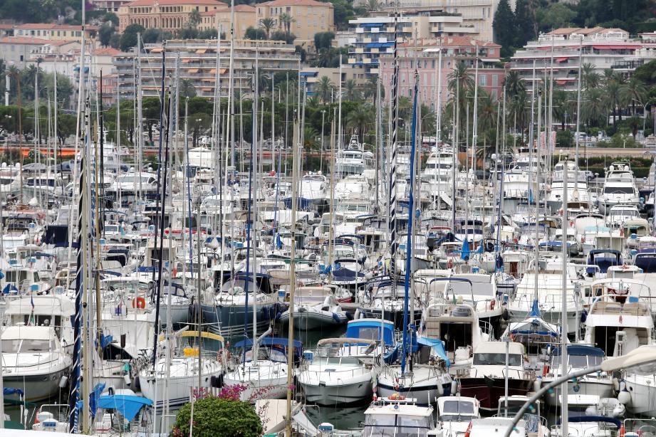 Le port de Garavan