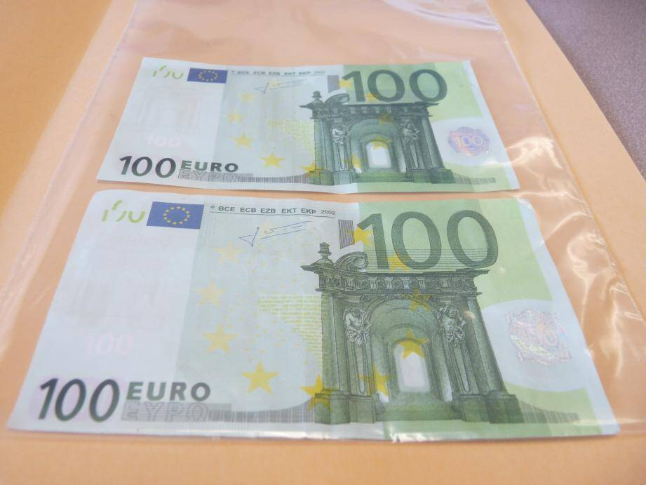 Image d'illustration de billets de 100 €