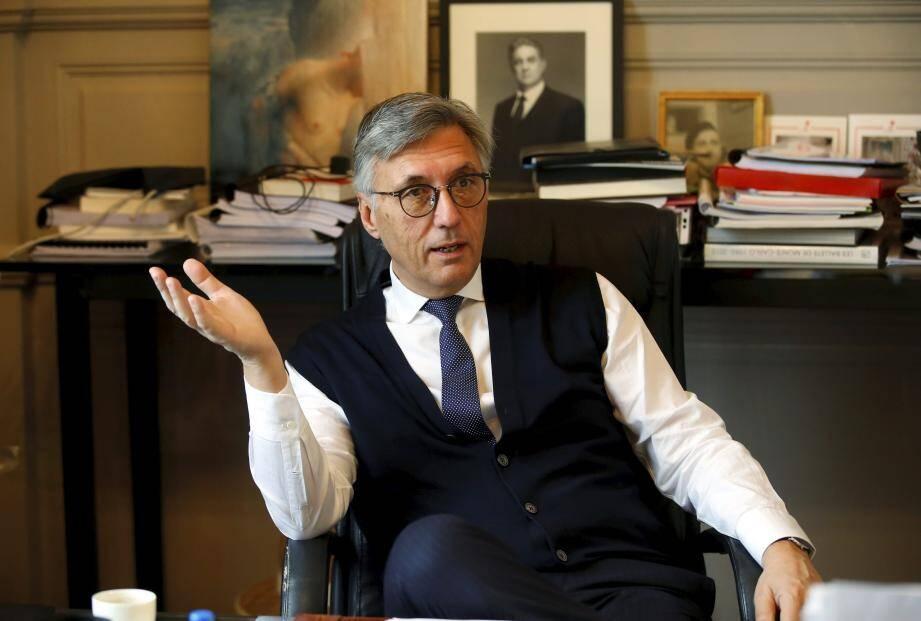 """""""Les élections nationales n'étaient pas un référendum pour l'Europe"""", estime Grinda en réponse à sa position """"pro-Bruxelles"""" évoquée par Stéphane Valeri."""