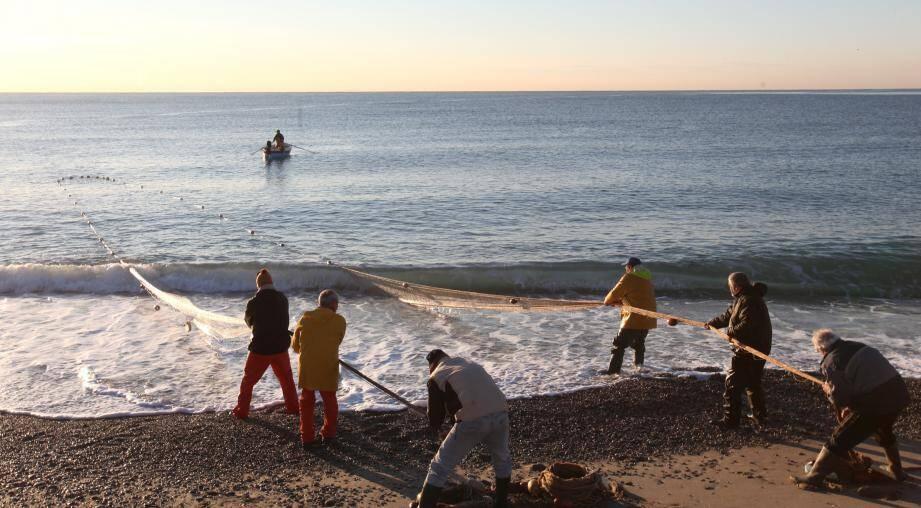 La senne de plage, un mode de pêche millénaire. Un savoir-faire et une culture