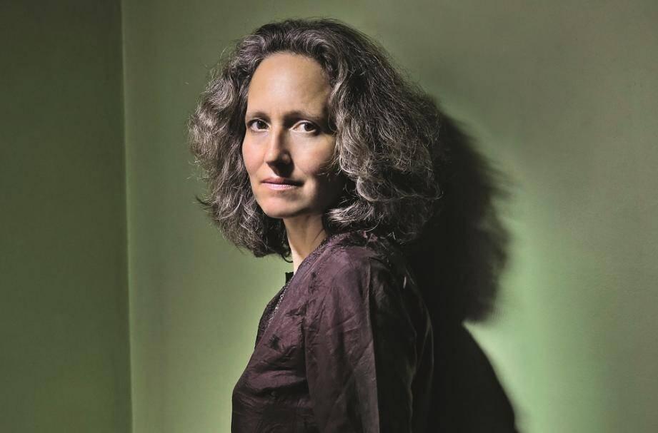 """""""Le Silence de Sandy Allen"""" est le cinquième roman d'Isabelle Marrier."""