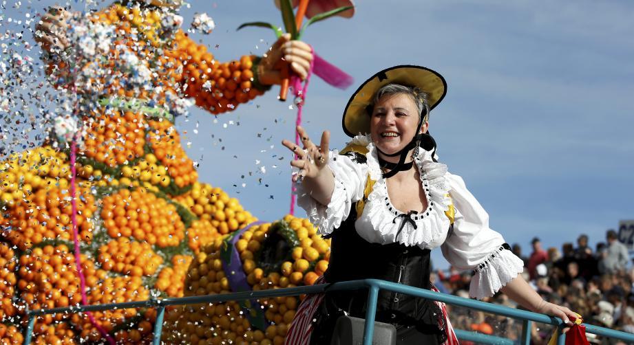 Encore un joyeux succès pour cette 86e Fête du citron.