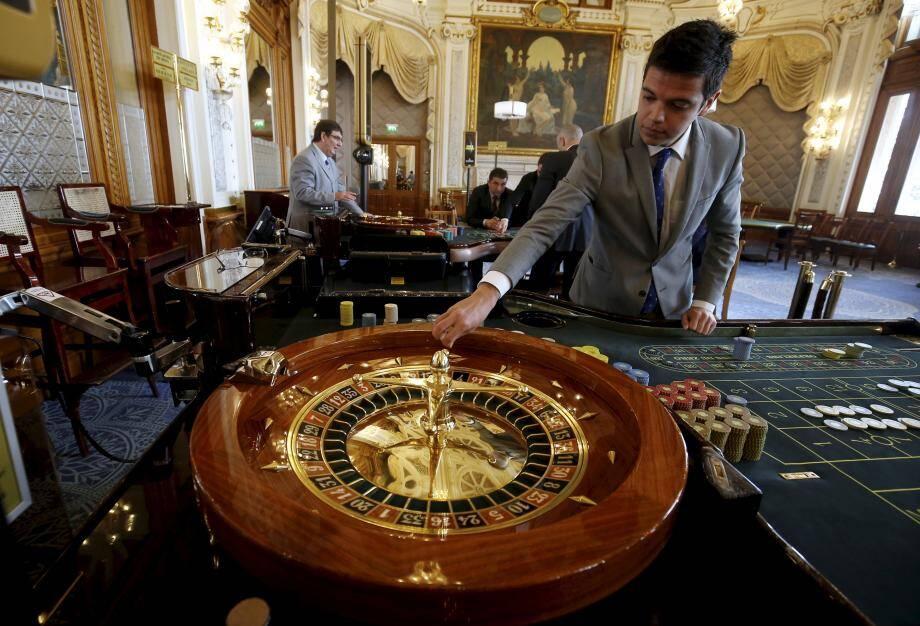 Maîtriser l'art de la roulette... un des enseignements majeurs de l'école des Jeux.