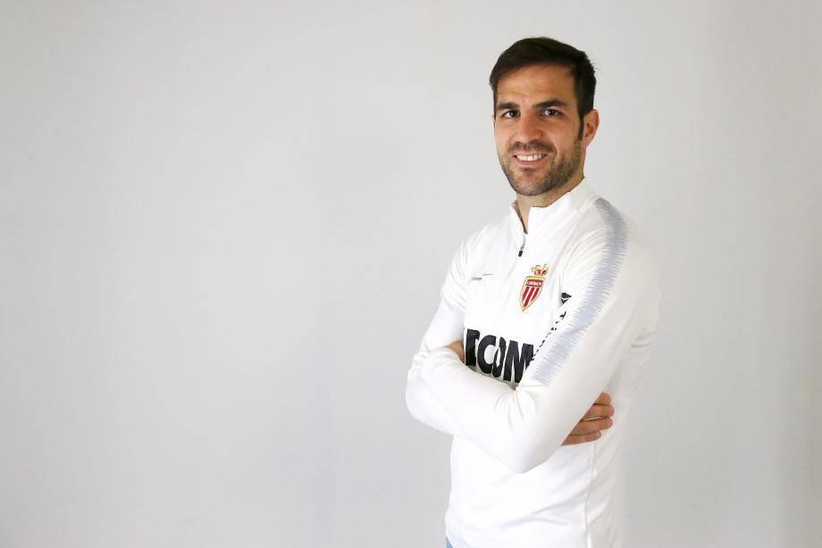 Cesc Fabregas a tout gagné mais n'a pas hésité à rejoindre l'AS Monaco, 19e, au mois de janvier.