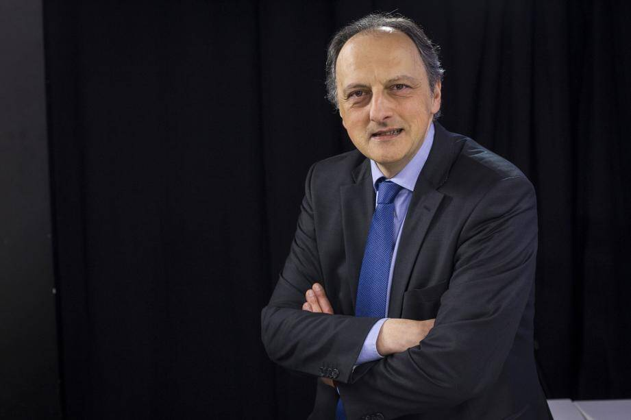 Bernard Sananès, président de l'institut de sondage Elabe.