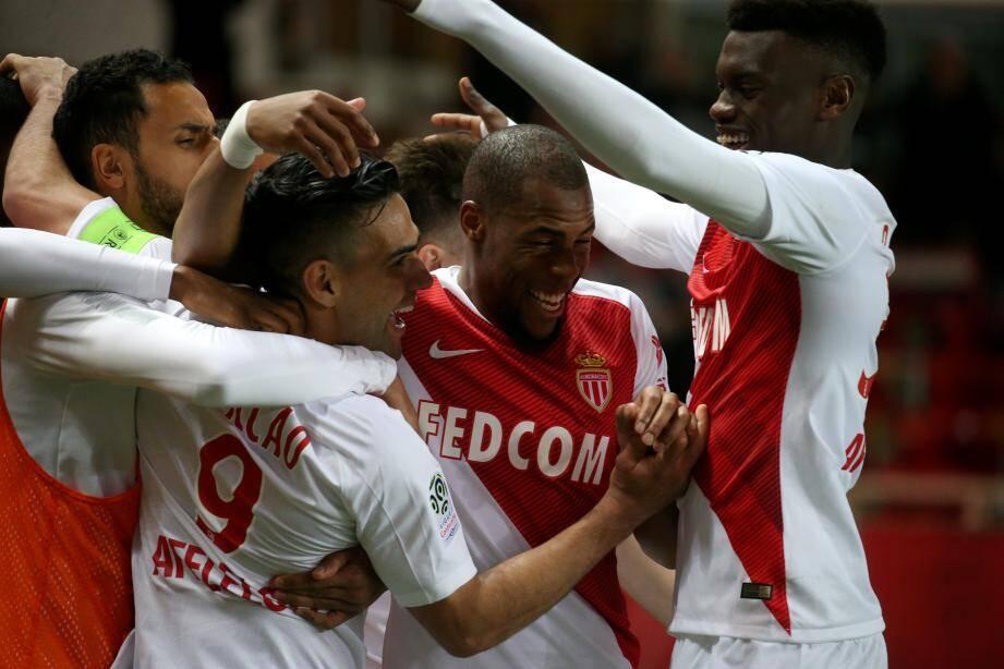 Leonardo Jardim fait confiance aux mêmes joueurs face à Caen.
