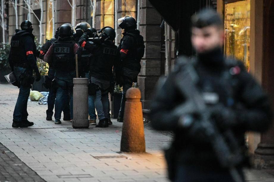Un attentat avait fait 5 morts à Strasbourg en décembre dernier.