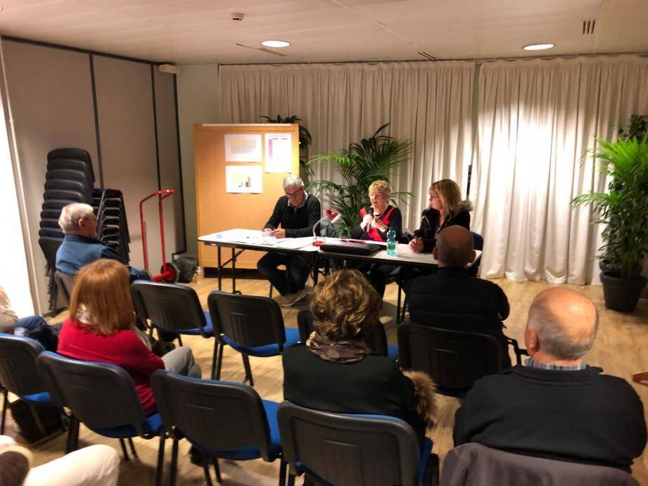L'Association des locataires de Monaco a tenu son assemblée générale annuelle jeudi dernier