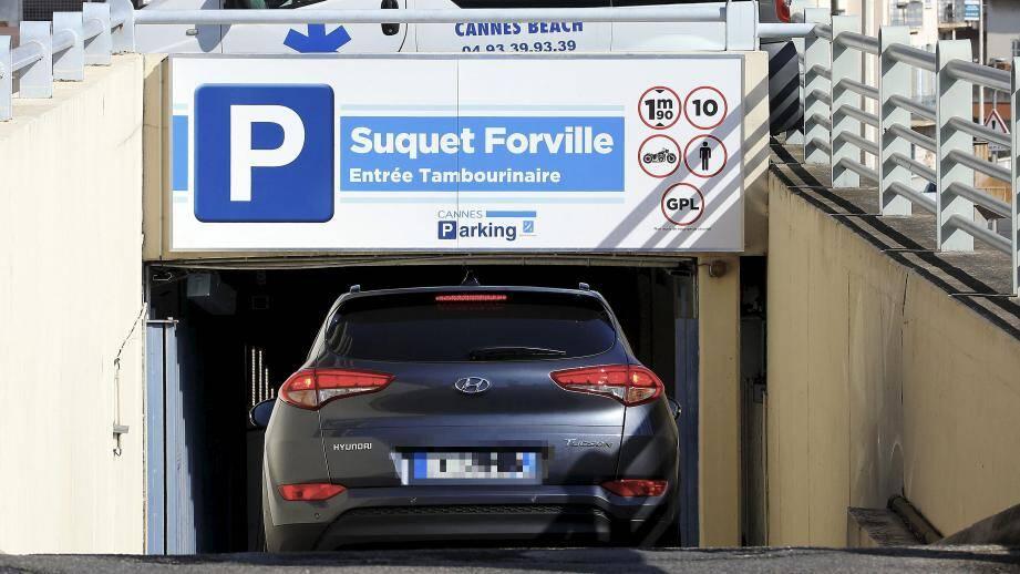Huit parkings gérés initialement par Uniparc ont basculé depuis vendredi dans le giron de la Ville.