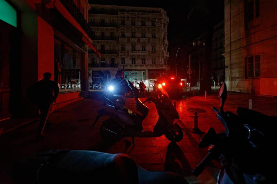 Une panne électrique géante avait touché Toulon et sa région en soirée, le 4 février dernier.