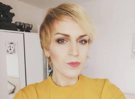Julia Boyer s'est également faite sèchement interpellée par un individu en plein interview avec Nice-Matin.