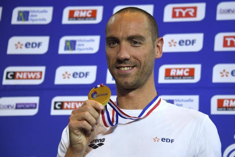 Jérémy Stravius a conservé son titre sur 50 m dos et s'est qualifié pour les Mondiaux. De bon augure avant ses deux dernières courses de la semaine, le 100 m NL et le 100 m papillon, deux distances prioritaires à ses yeux.