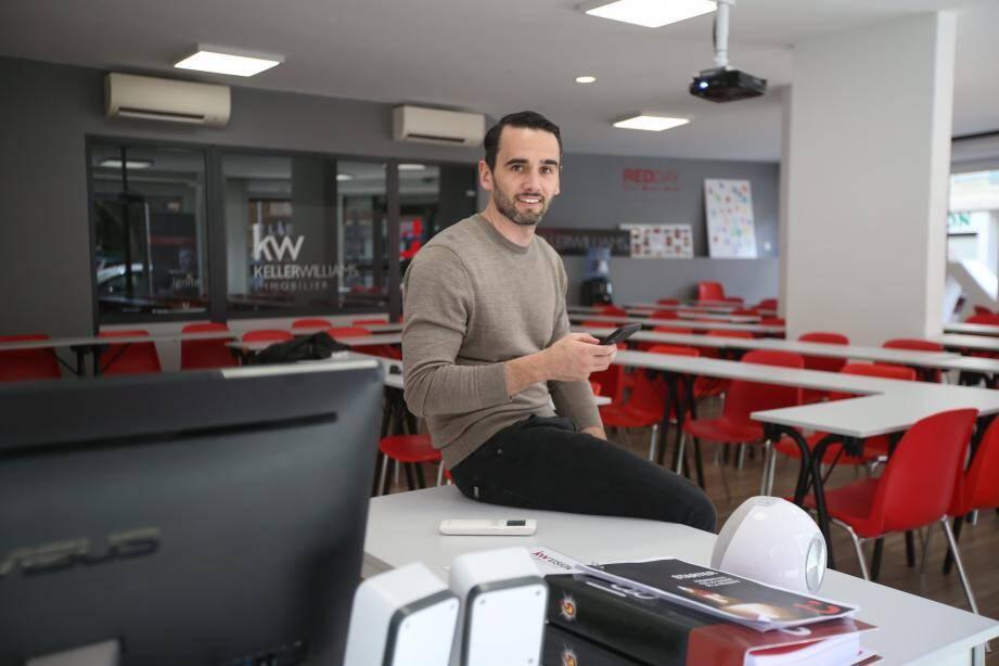 Thomas Pouliquen proposera bientôt sa formation pour une communication mieux maîtrisée  sur les réseaux sociaux aux agents immobiliers.