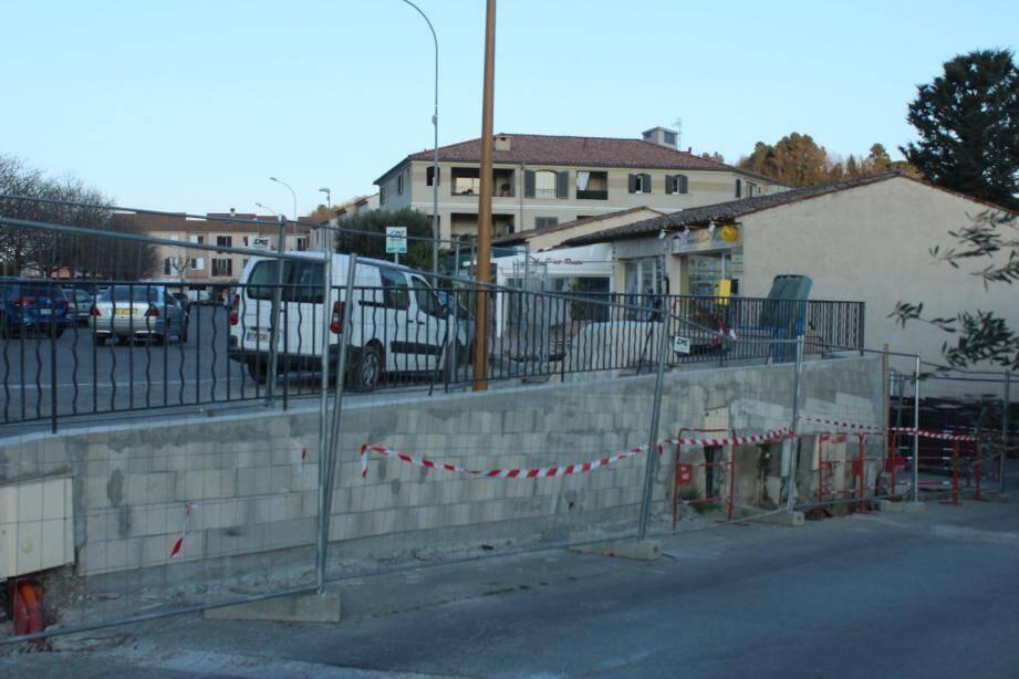 Près de 700 000 euros vont être investis dans des travaux de voirie.