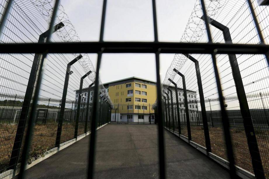 Illustration prison de Draguignan.