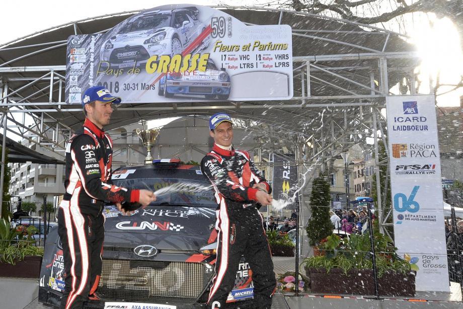 Quel équipage va succéder à celui vainqueur de l'an dernier, Nicolas Ciamin-Thibault De la Haye ?