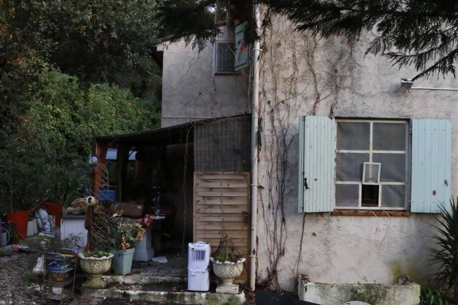 La maison de l'horreur. C'est ainsi qu'avait été rebaptisé le siège de Paradise Cat's installé dans une villa de Biot où des chats maltraités voire morts avaient été retrouvés.(DR)