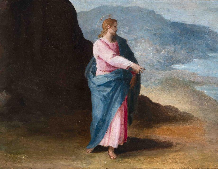 Chez Moretti Fine Arts, une peinture florentine de 1600 réalisée par Giovanni Balducci sera exceptionnellement présentée pendant la Monaco Art Week.(DR)
