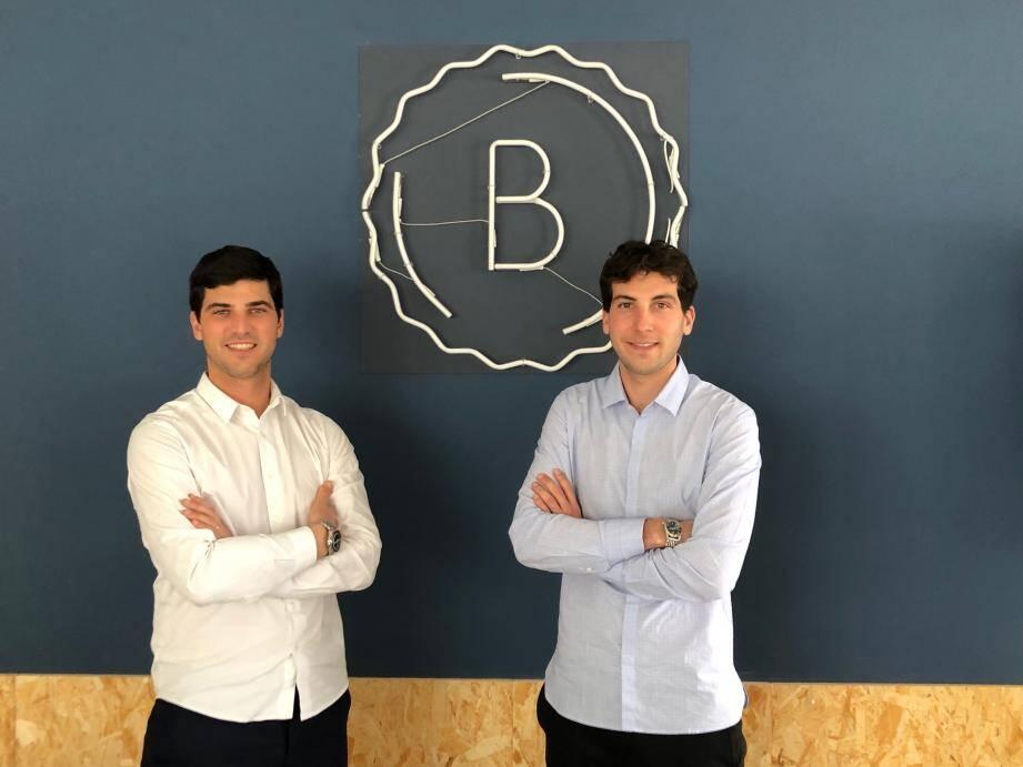 Clin d'œil à leur histoire : Baptiste et Louis Bonifassi proposent à nouveau de l'huile d'olive à la vente.